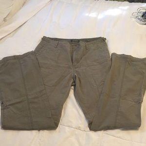 Eddie Bauer Cotton Tall Mercer Fit Pants